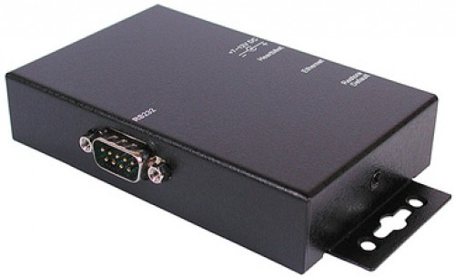 EXSYS Passerelle Ethernet 1 Port avec fonctionnalite Power