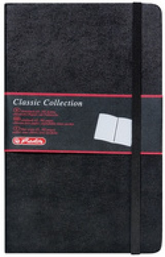 Herlitz bloc-notes Classic Collection - Format A5 - 96