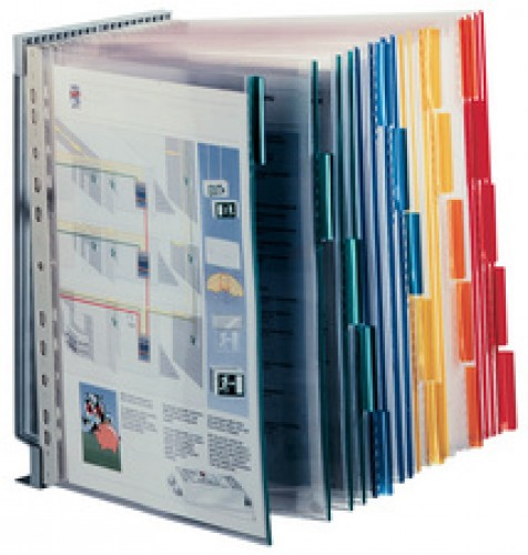 Durable FUNCTION Display System Wall 20 - kit complet