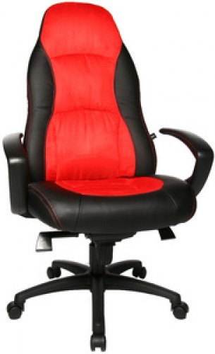 "Topstar Fauteuil de direction ""Speed Chair"" - en cuir textile"