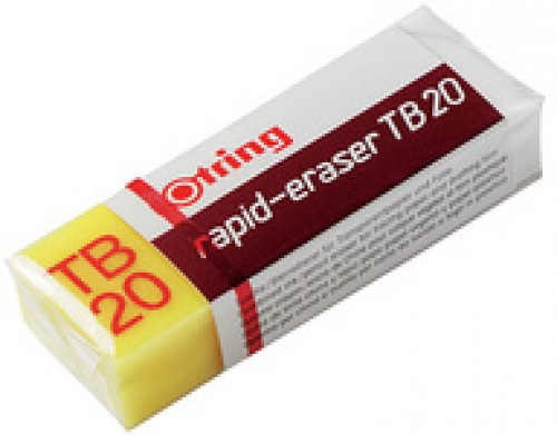Rotring Gomme rapid-eraser TB20