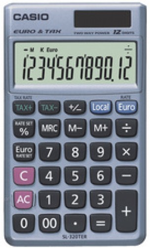 calculette  casio S L-3 2 0 TER Plus