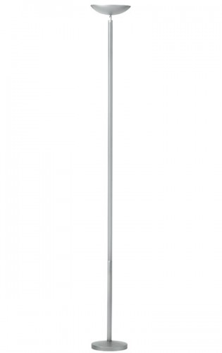 lampadaire first gris