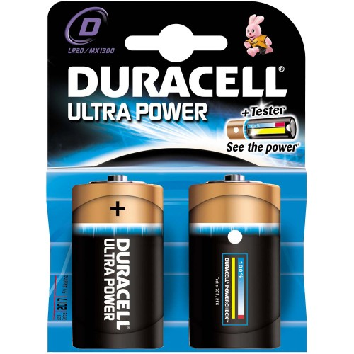 DURACELL pile alcaline ULTRA POWER