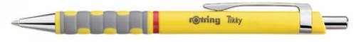 Stylo a bille  Rotring- jaune