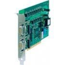 W&T carte d'interface sequentielle pour bus PCI - 2 x RS422