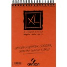 "Bloc croquis Canson ""XL"" - A4 - 90 grs - 120 pages"