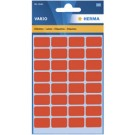 HERMA étiquettes multi-usages - 26 x 40 mm - rouges