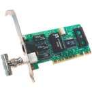 EXSYS Carte réseau PCI Ethernet 10/100 Mbps - Plug and Play