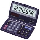 Casio  Calculatrice SL-100 VER - grand ecran 8 caracteres