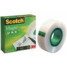 3M Scotch Ruban adhésif Magic 810 - invisible - 3Rouleaux