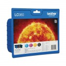 Encre originale pour brother LC-980 - Multipack