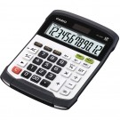 Calculatrice de bureau CASIO WD-320 MT - alimentation solaire