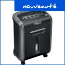 Destructeur de documents 79Ci - Fellowes - croisée 4 x 38 mm - 14 feuilles
