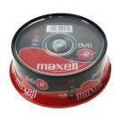 DVD-R vierge enregistrable - 120 minutes - 4,7 GB - 16x - 25 DVD