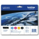 Encre originale Brother LC-123BK - Multipack
