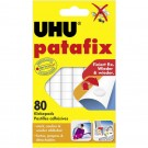 UHU Patafix - repositionnable - 10*12 mm - blanc