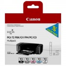 Multipack encre Canon PGI-72 - photo pack 5 cartouches