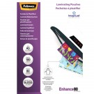 Fellowes pochettes a plastifier - A5 - Enhance - 2 x 80 mu - 100 pcs