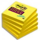 3M Post-it Super Sticky - 76 x 76 mm - jaune