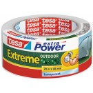 Ruban toilé extra Power Extreme Outdoor -  48 mm x 20 m - transparent
