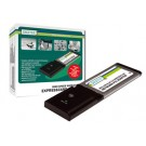 DIGITUS adaptateur Wireless LAN ExpressCard - 300 Mbits/sec.