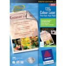 Papier photo Colour Laser Avery - A4 - 120 g/m2 - 200F