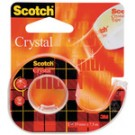 Scotch transparent, lot de 3