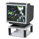 Fellowes Support moniteur Premium - platine