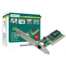DIGITUS Carte PCI adaptateur fast Ethernet RJ45 - 200 MBit/se