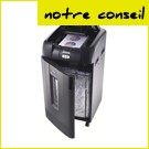 Destructeur de documents Auto+ 750X conseil