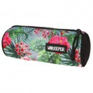 trousse ronde unkeeper hibiscus