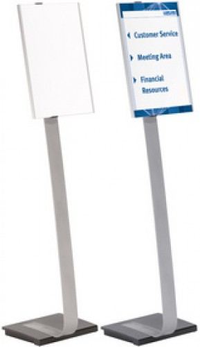 Durable supports d'information INFO SIGN stand - format A3 -