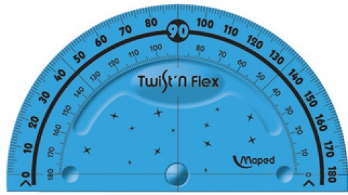 Maped rapporteur Twist'n Flex 180 degrés