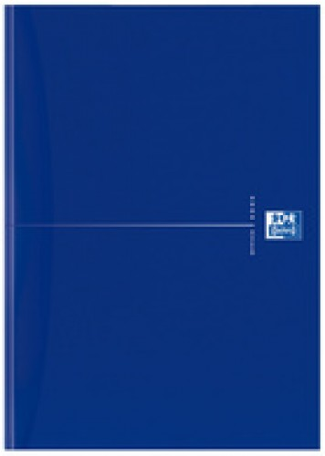"Oxford Carnet de notes ""d'origine Blue"" - relie - A4 - quadrille"