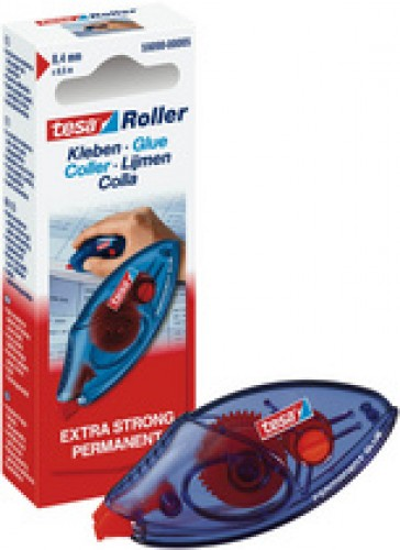 Roller de colle jetable - permanent - 8,4 mm x 8,5 m