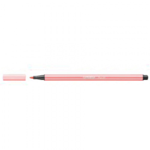 STABILO Feutre Pen 68 - largeur mine: 1 -0 mm - rose