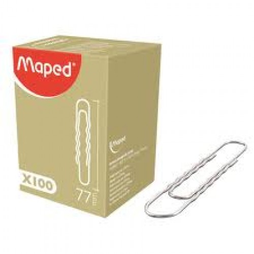 trombones maped - 77 mm