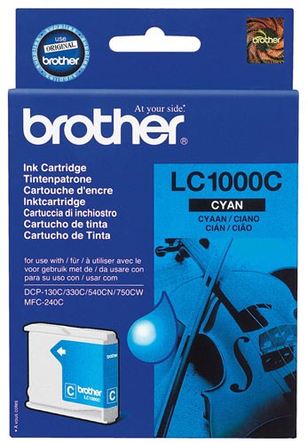 lc 1000c cyan brother