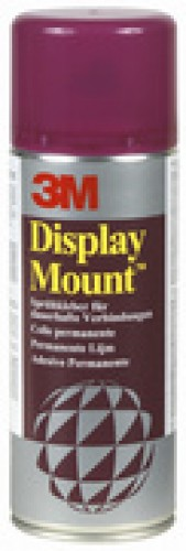 "Colle en aérosol "" Display Mount"" - 3M Scotch - 400 ml"
