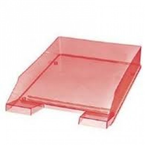 banette rouge transparent Herlitz