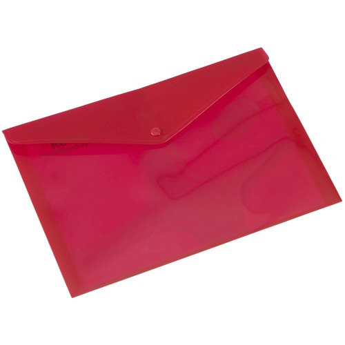 pochette communication rouge A4 16129RD