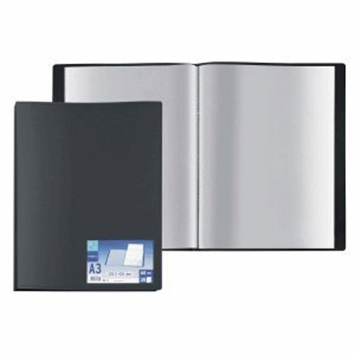 porte document lutin A3 noir