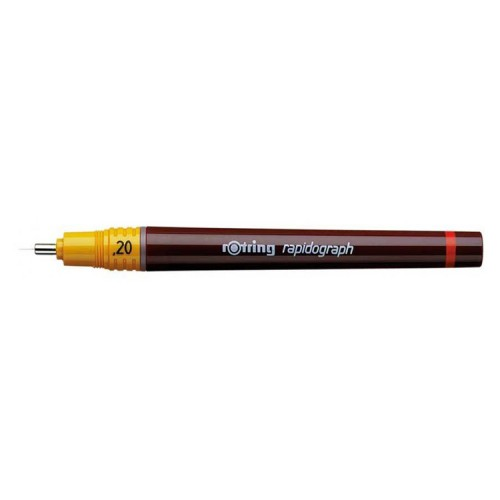 rotring rapidograph 0,20 mm