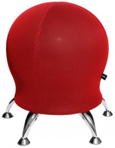 Tabouret Sitness 5 ajustable rouge