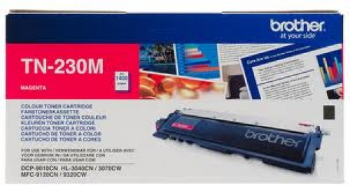 Toner  pour imprimante Brother TN230M magenta