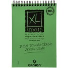 "Bloc canson pour croquis ""XL RECYCLED"" - A5 - 160g"