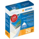 HERMA Transparol Coins-photo - extra grand - 100 pcs