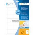 HERMA étiquettes de correction SuperPrint -105x148mm - blanc -