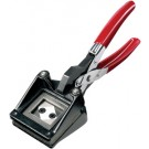 Cutter manuel pour photo  - en métal - 35 x 45 mm GBC